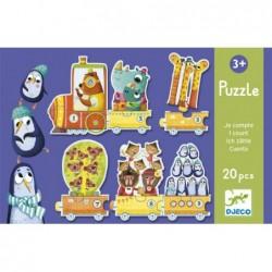 Puzzle - I count