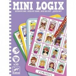 Mini Logix - Guess my name...