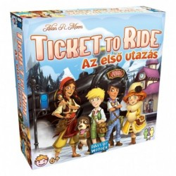 Ticket to Ride - Az első...