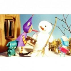 Mazsola és a Hóember