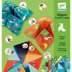 Origami - Bird game