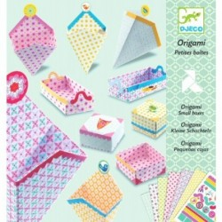 Origami - Small boxes