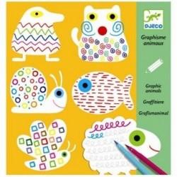 Rajzolás - Graphism Animals