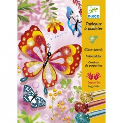 Csillámszórás - Butterflies