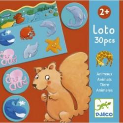 Lotto - Állatok