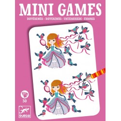 Mini Games - Differences by...